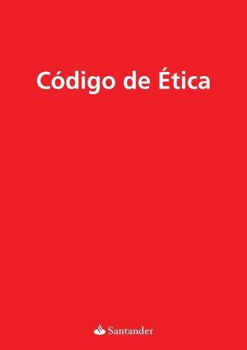 Código de Ética - Santander