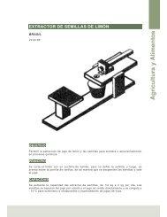 [A157] Extractor de semillas de limón (Brasil ) - Ideassonline.org