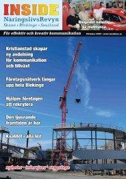 Den ljusnande framtiden är här Hjälper företagen att ... - insidenr.se