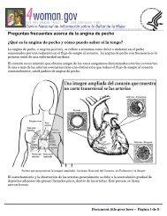 Preguntas frecuentes acerca de la angina de pecho - the Exchange