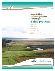Guide pratique - Atlantic Climate Adaptation Solutions