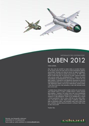 DUBEN 2012 - Eduard