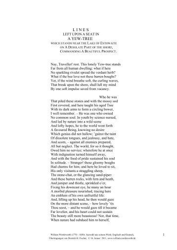 Druckformat (pdf) - William-wordsworth.de