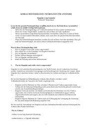 Singulair® 4 mg Granulat für Kleinkinder - MSD