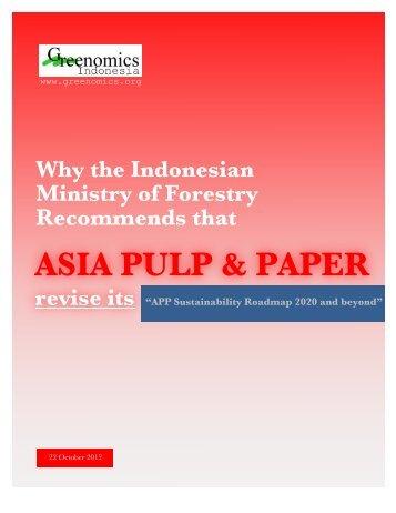 report - Greenomics Indonesia