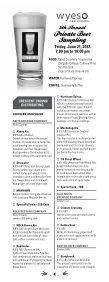 Beer Brochure - WYES - Page 4