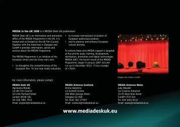 MEDIA Desk UK