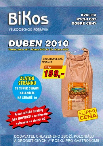 DUBEN 2010 - BIKOS CZ sro