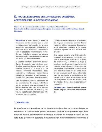El Rol del Estudiante en el Proceso de Enseñanza Aprendizaje de ...
