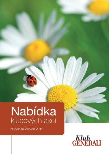duben až červen 2012 - Web klub - Generali
