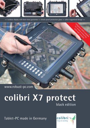 colibri X7 protect - black edition (PDF, 572 KB) - Robust-pc.de