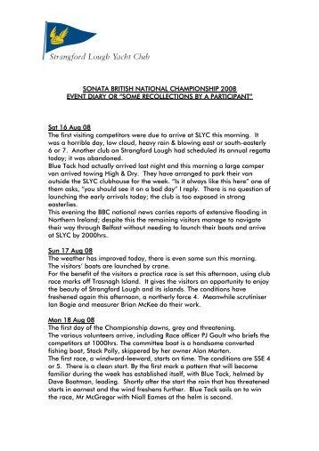 National Championships 2008 (pdf 95k) - Sonata Sailing