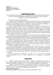 HCL 3-2012.pdf - Primaria Municipiului Hunedoara