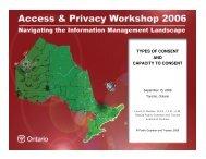 Informed Consent - Verney Conference Management
