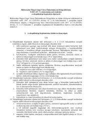 Békéscsaba Megyei Jogú Város Önkormányzat Közgyűlésének 9 ...