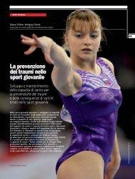 La prevenzione dei traumi nello sport giovanile - Fidal Piemonte