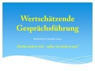 Präsentation 05.03.2013 - Ehrenamt Emsland