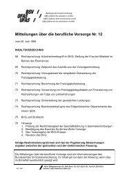 Nr. 12 - Bundesamt für Sozialversicherungen - admin.ch