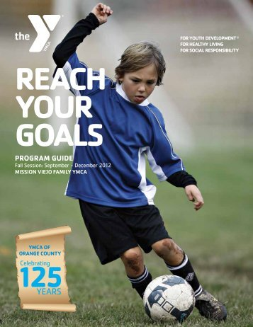 View/Download 2012 Fall Program Guide - YMCA of Orange County