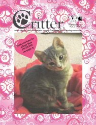 ALLPAGES-FEBRUARY 2012 MYRTLE BEACH-E - Critter Magazine