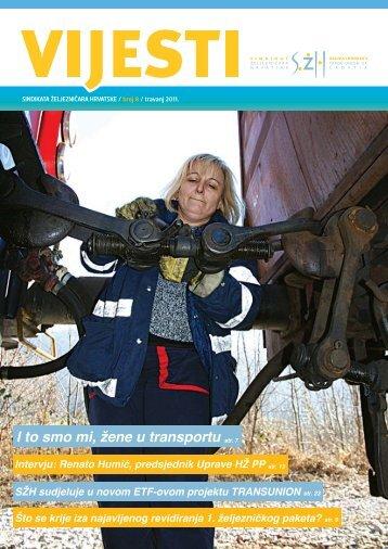 I to smo mi, žene u transportu str. 7 - Sindikat Željezničara Hrvatske