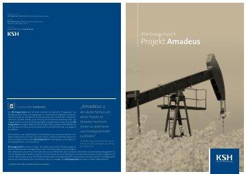 Projekt Amadeus - GeldWelt.de