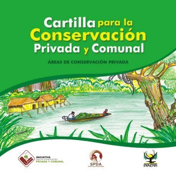 Cartilla Areas de Conservación Privada SPDA - CEDAF