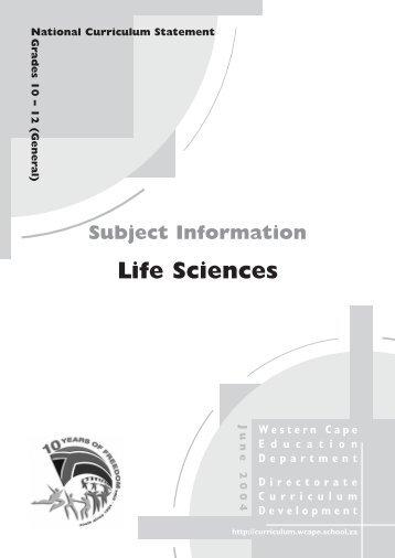 eng Life Sciences.pdf - Curriculum Development