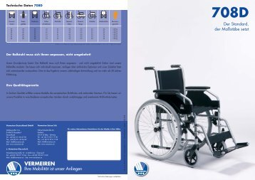 708 Standard - Vermeiren