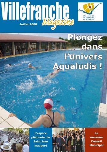 Bulletin été 2006 - Villefranche-de-Rouergue