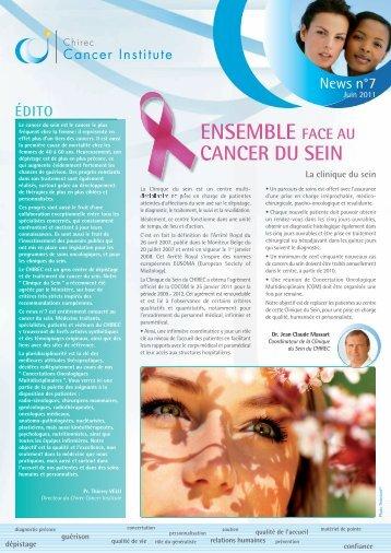 CCI News n° 7 - Chirec