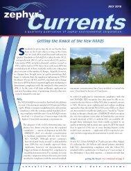national news - Zephyr Environmental Corporation