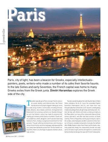 Paris - Odyssey