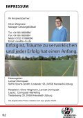 Werden Sie Werbepartner des Leistungsfußballs beim SV Henstedt ... - Seite 2