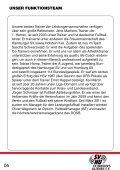 Werden Sie Werbepartner des Leistungsfußballs beim SV Henstedt ... - Seite 6