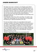 Werden Sie Werbepartner des Leistungsfußballs beim SV Henstedt ... - Seite 7