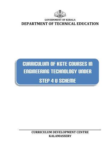 Downloading - Curriculum Development Centre, Kalamassery