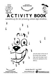 Help an animal smile clan - activity book 29 - Queensland Government