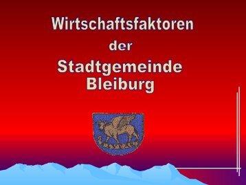 Bleiburg - HAK in Völkermarkt