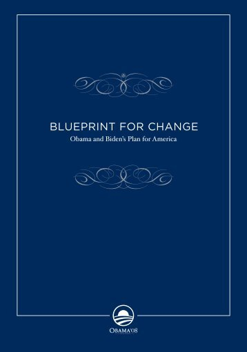 BLUEPRINT FOR CHANGE - SETA