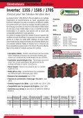Générateurs électrode enrobée - r.t. welding - Page 3