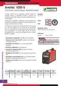 Générateurs électrode enrobée - r.t. welding - Page 4