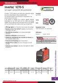 Générateurs électrode enrobée - r.t. welding - Page 5
