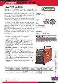 Générateurs électrode enrobée - r.t. welding - Page 7