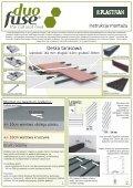 System desek tarasowych instrukcja monta u - Page 3