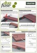 System desek tarasowych instrukcja monta u - Page 4