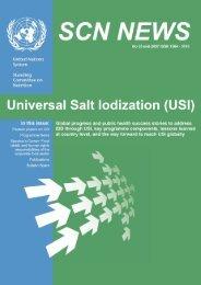 Universal Salt Iodization (USI) - FTP Directory Listing