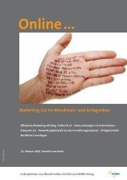 Marketing 2.0 im Maschinen- und Anlagenbau Online... - LearnAct!