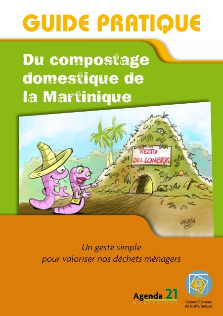 GUIDE PRATIQUE - Le Conseil Général de la Martinique