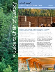 A Guide to Chain of Custody - Naturally:wood